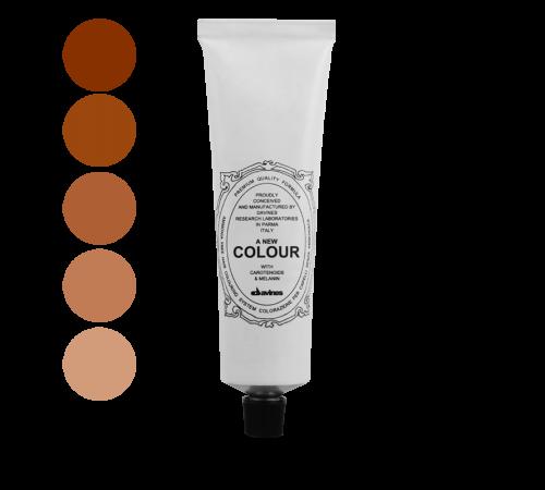 Colore Naturale Caldo – ColorSpace Davines