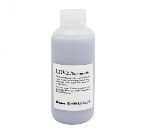 Love Hair Smooter Crema lisciante – Essential Care Davines