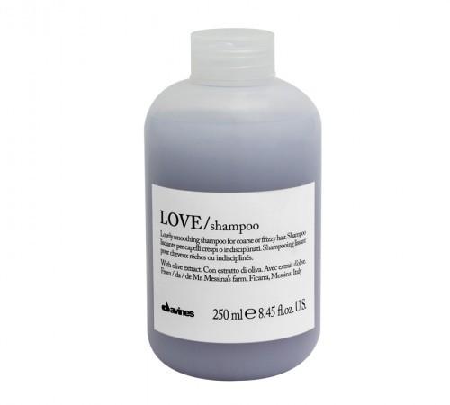 Love Lisciante Shampoo Addolcente - Essential Care Davines