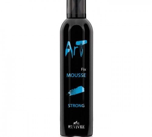Mousse Fix Strong Extra Forte - Art Evolution Revivre