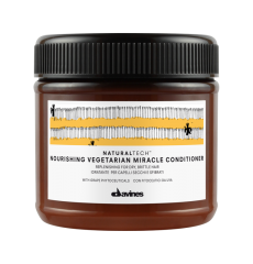 Nourishing Conditioner Vegetarian Miracle - Natural Tech Davines