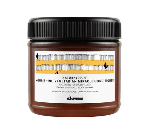 Nourishing Conditioner Vegetarian Miracle - Natural Tech Davines