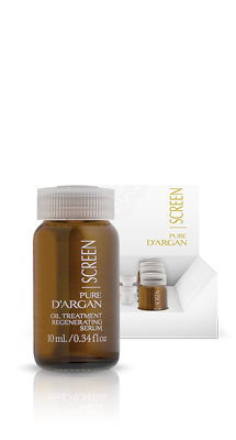 Regenerating Serum Oil treatment - Pure D' Argan Screen