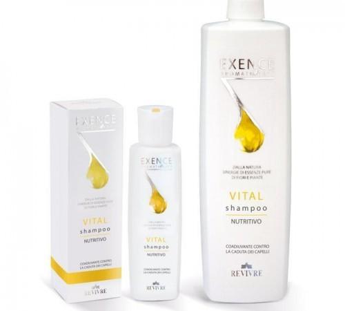 Shampoo Vital - Exence Nutriente Revivre